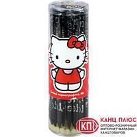 "KITE Карандаши графитные с кристаллом ""Hello Kitty"" 36шт в тубе  арт.HK14-059K"