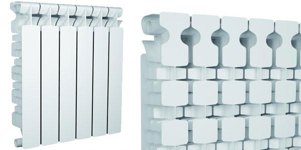 Алюминиевые радиаторы GENIALE
