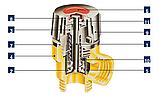 Клапан предохранительный FIV DN15 3бар, фото 3