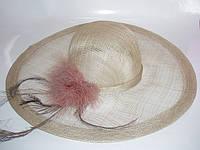 Шляпы женские с большим полем