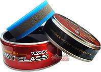 Твердый воск Bullsone Premium carnauba wax / ёмкость 260 гр