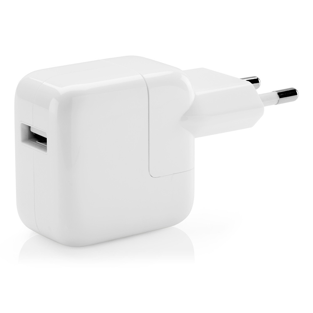 Сетевое зарядное для iPad 2.4A 12W Оригинал
