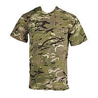 Камуфляжная армейская футболка MTP 100% Х/Б