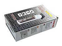 Машинка для короткой стрижки nk-621ab, 1 насадка с регулировкой длины волос, сетевой шнур для зарядки 220в