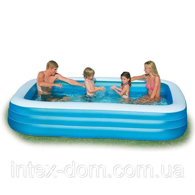 Надувной бассейн Intex 58484 (305x183x56)