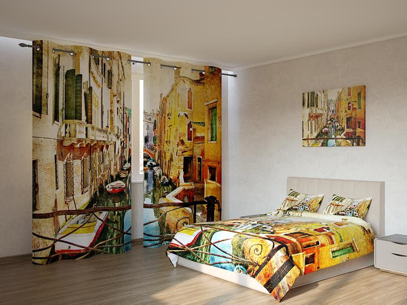 Фотокомплект Красивая Венеция Код: ART 4036