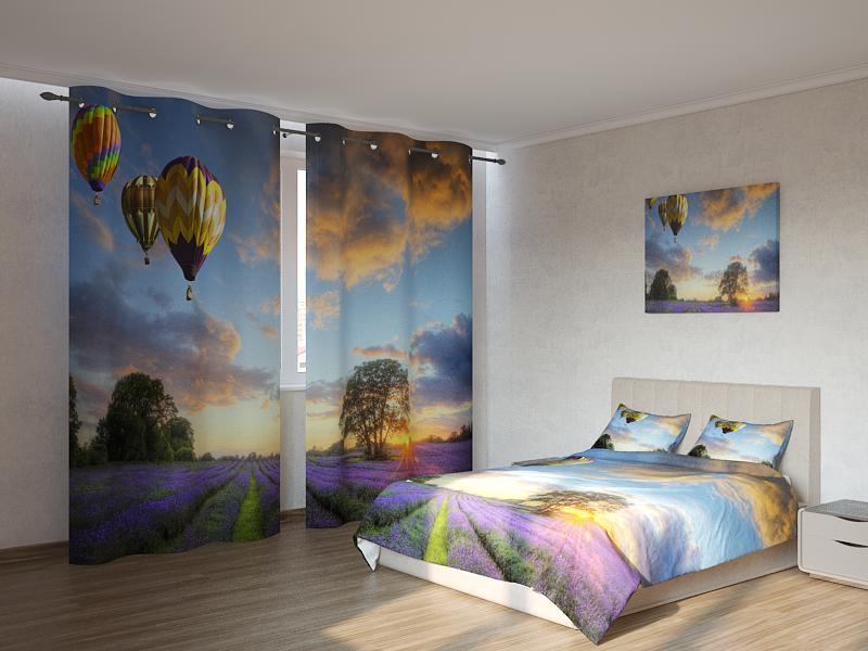 Фотокомплект Воздушный шар Код: ART 4045