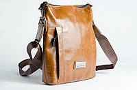 Рыжая мужская сумка Fashion 984-2
