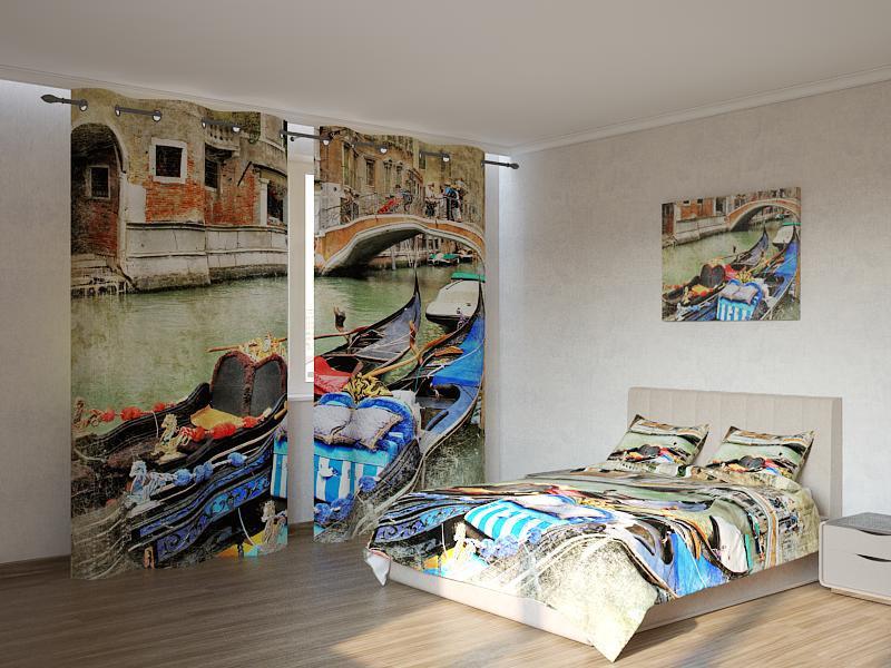 Фотокомплект Старинная Венеция Код: ART 4048