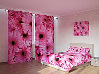 Фотокомплект Розовые герберы Код: ART 4049