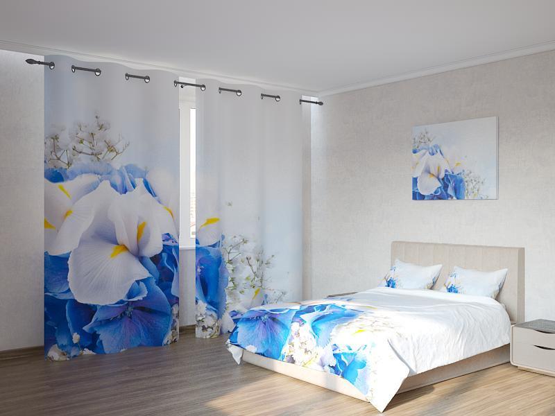 Фотокомплект Китайская роза Код: ART 4051