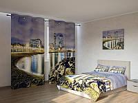 Фотокомплект Нью-Йорк на закате Код: ART 4059