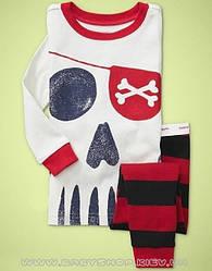 Дитяча піжама BabyGAP (скелетик 2)