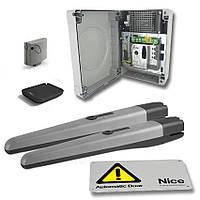 NICE TOONA 4016 - комплект автоматики для распашных ворот