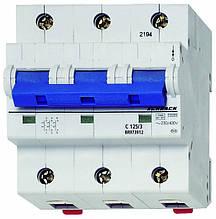 Автоматический выключатель BR 3p C 125А (10 kA)