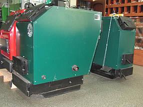 Котел Gefest-profi S 40 кВт двухзонного пиролиза, фото 3