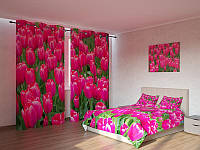 Фотокомплект Поле тюльпанов Код: ART 4127