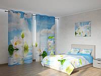 Фотокомплект Кувшинка в облаках Код: ART 4141