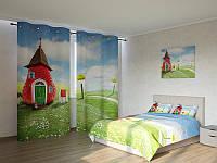 Фотокомплект Клубничный домик Код: ART 4115