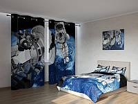Фотокомплект Космонавт в космосе Код: ART 4120
