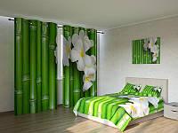 Фотокомплект Цветущий бамбук Код: ART 4151