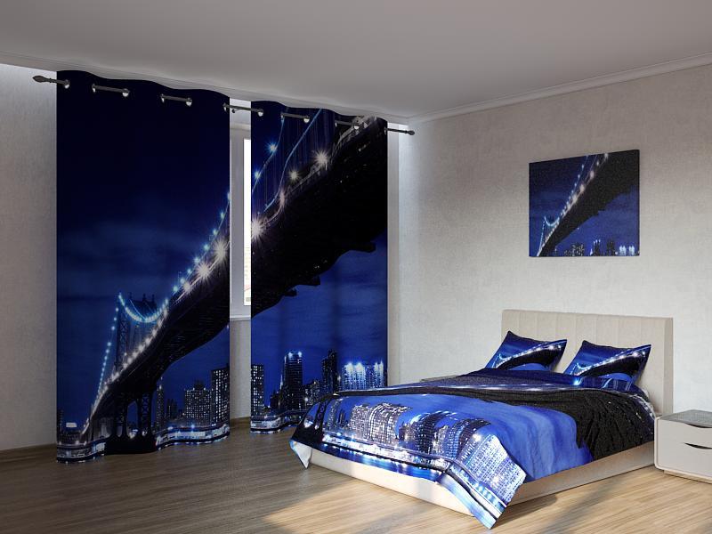 Фотокомплект Ночной мост Код: ART 4162