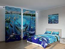 Фотокомплект Мультяшний підводний світ Код: ART 4175