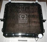 Радиатор водяного охлаждения МАЗ 500 (3 рядный) (ШААЗ). 500-1301010
