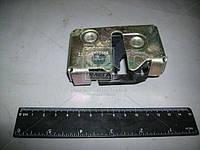 Механизм дверного замка наружный левый (шоколадка) ГАЗ 3302 (бесшумный) (Россия). 3302-6105485