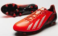Перезагрузка Adidas F50 : обновленные F50 adizero в инфракрасной расцветки