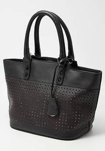 Сумка в сумке женская Gussaci из искусственной кожи