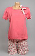 Пижама женская с капрями