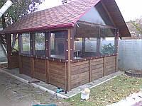 Мягкие окна  ПВХ(PVC)-пленка
