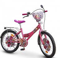 Детский 2-х колесный велосипед 20 дюймов 152001