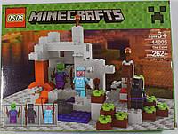 "Конструктор ""Minecraft"" 262 детали"
