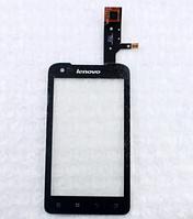 Оригинальный тачскрин / сенсор (сенсорное стекло) для Lenovo A660 (черный цвет)