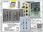 Я5115, РУСМ5115, Я5117, РУСМ5117  нереверсивный двухдвигательный ящик управления  электродвигателями, фото 3