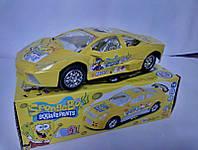Машина Спанч Боб (Sponge Bob)