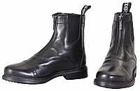 Кожаные ботинки для конного спорта, женские, фото 1