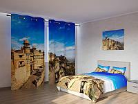 Фотокомплекты древний замок