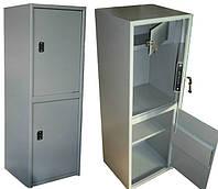 Бухгалтерский шкаф, сейф двух ячеечный