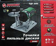 Точилка пильных дисков Монолит ТД1-600