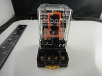 Реле для контроллера заряда  OMRON MK2P-I DC 12V\10А