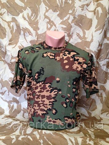 Камуфляжная армейская футболка Партизан 100% Х/Б, фото 2