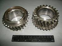 Шестерня 4-передачи вала вторичного с кольцом синхронизатора (производитель ГАЗ) 3309-1701154