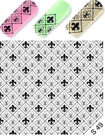 Слайдер-дизайн - Логотипы - S 49 ch (черный)