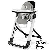 Стульчик для кормления Peg-Perego Siesta Palette Grey
