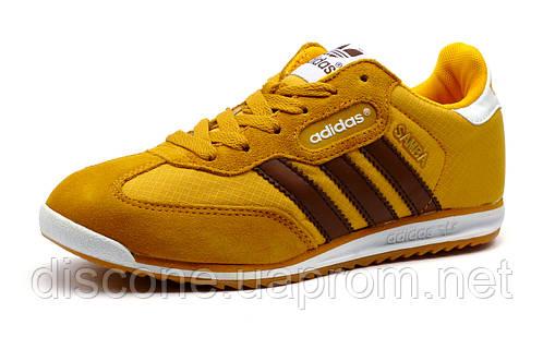 Кроссовки Adidas Samba, унисекс, песок