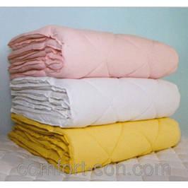 Наматрасники, подушки, одеяла