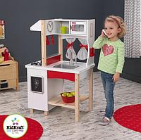 Детская двухсторонняя кухня Kidkraft 53330